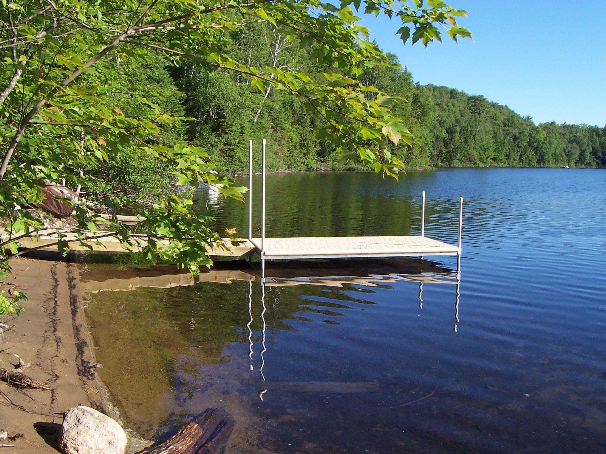 Chalet du lac gagnon