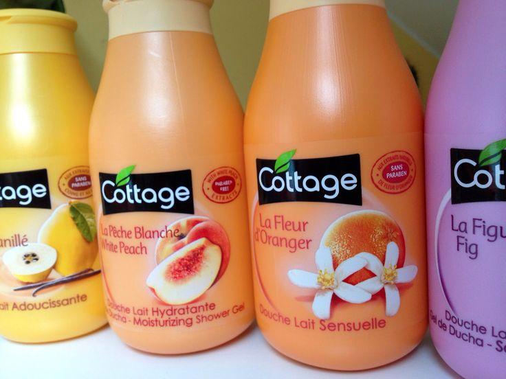 Cottage gel douche