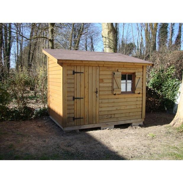 Abris de jardin pvc brico depot - Châlet, maison et cabane