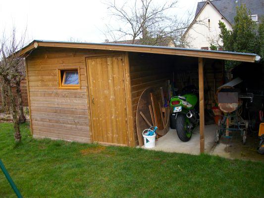 Abri De Jardin A Faire Soi Meme Chalet Maison Et Cabane