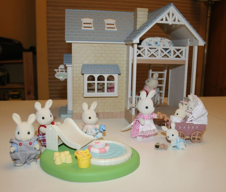 Bluebell cottage sylvanian family