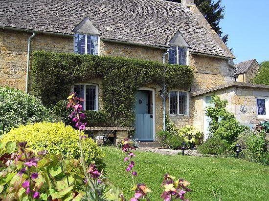 Tableau cottage anglais
