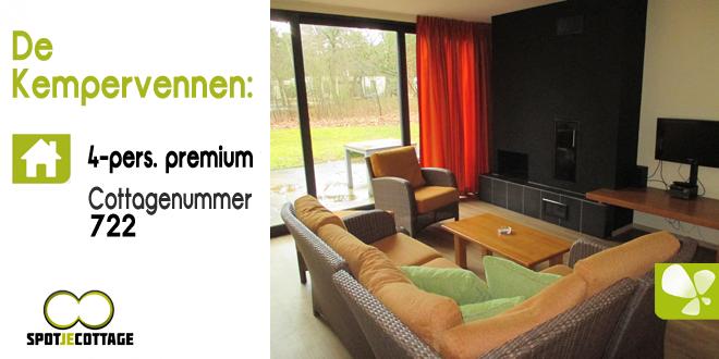 Premium cottage meerdal vernieuwd
