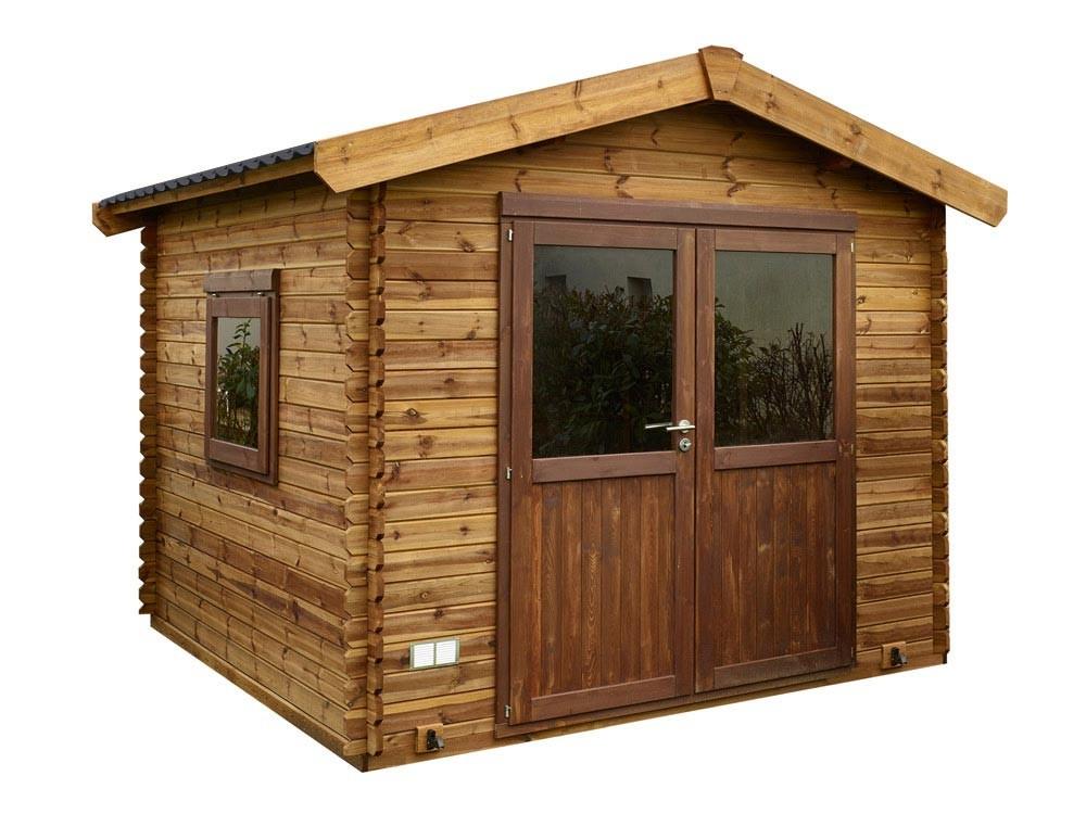 Abri de jardin en bois guadeloupe - Châlet, maison et cabane