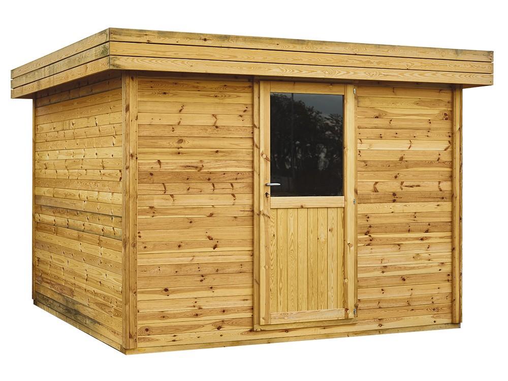Abri de jardin en bois nantes - Châlet, maison et cabane