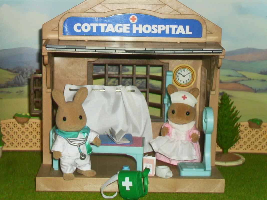Sylvanian cottage hospital