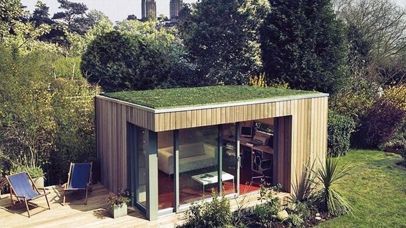 Cabane jardin belgique