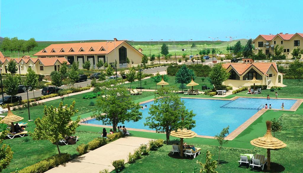 Hotel chalet du lac ifrane