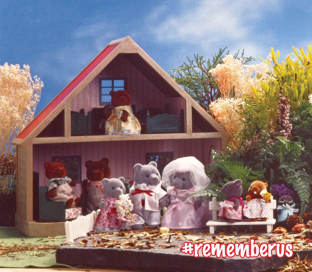 Sylvanian country cottage