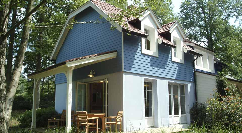 Achat cottage center parc