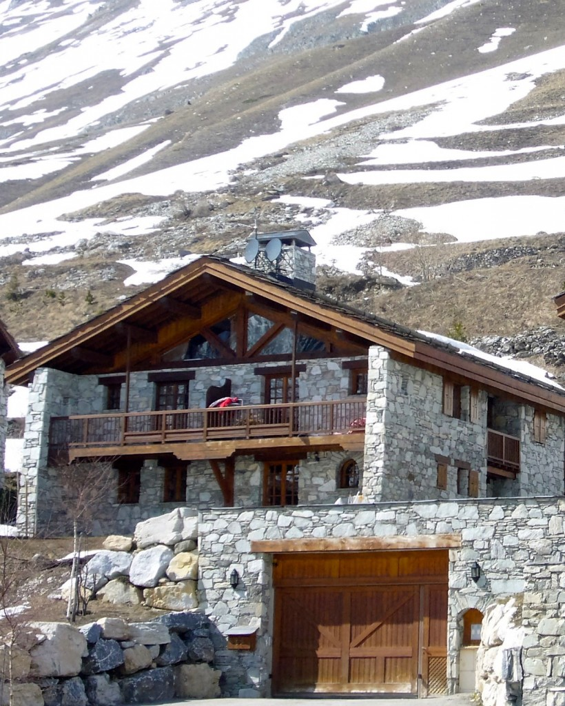 Chalet montagne isere