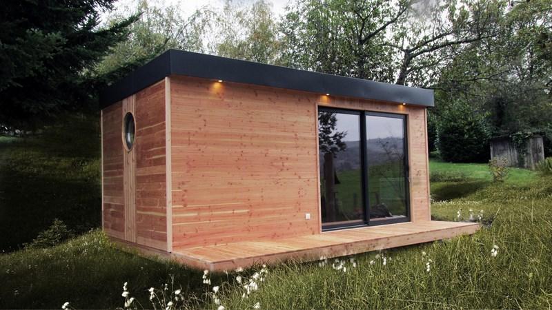 Abri De Jardin En Kit Sur Mesure Châlet Maison Et Cabane
