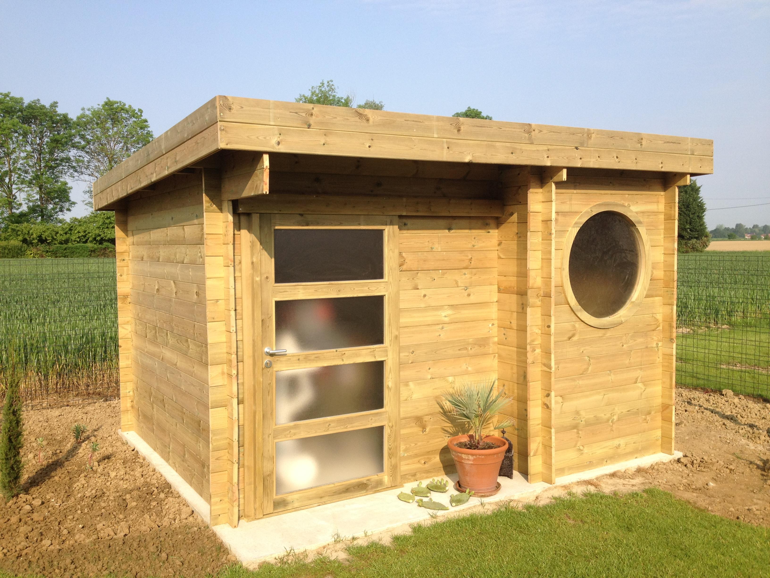 Achat cabane de jardin - Châlet, maison et cabane