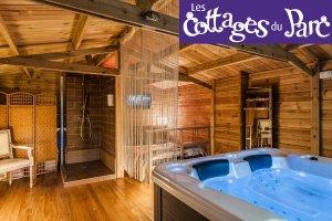 Cottage du parc spa
