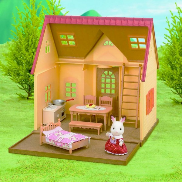 Cosy cottage sylvanian families