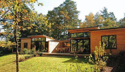 Cottage premium eden center parc sologne