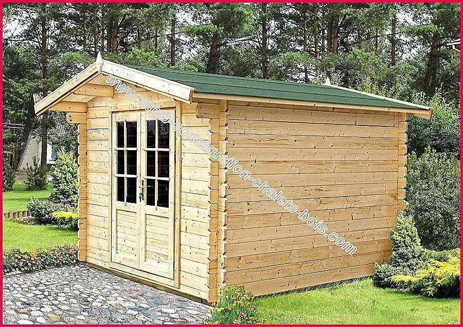 Abri de jardin en bois brico plan it