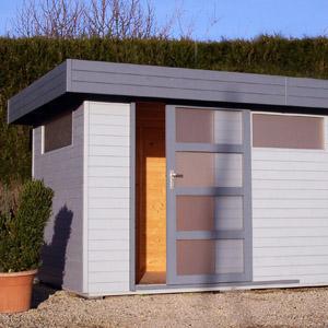 Abris de jardin pvc belgique - Châlet, maison et cabane