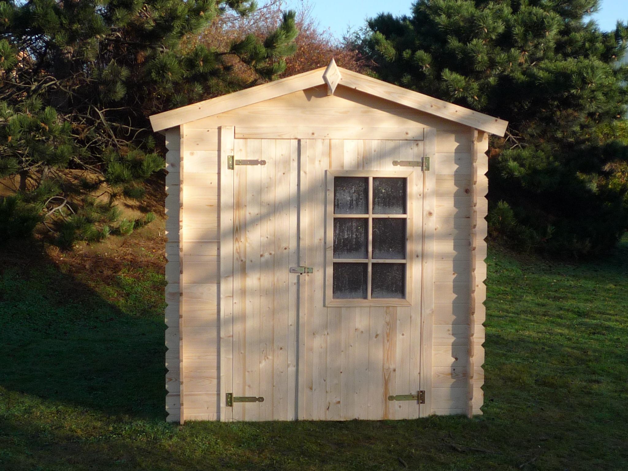 Chalet de jardin occasion a vendre - Châlet, maison et cabane