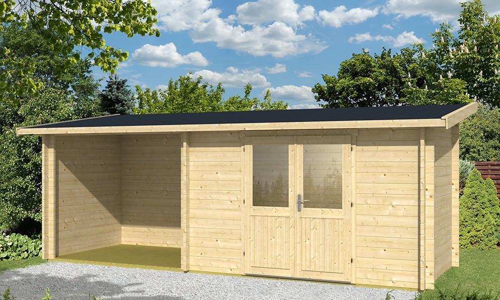 Abri jardin garage