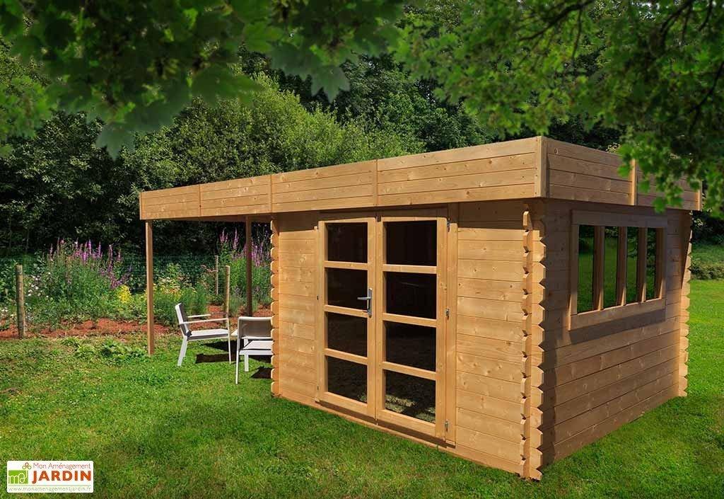 Abri de jardin en bois roumanie - Châlet, maison et cabane
