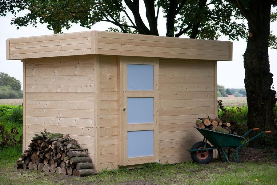Cabane de jardin autorisation - Châlet, maison et cabane