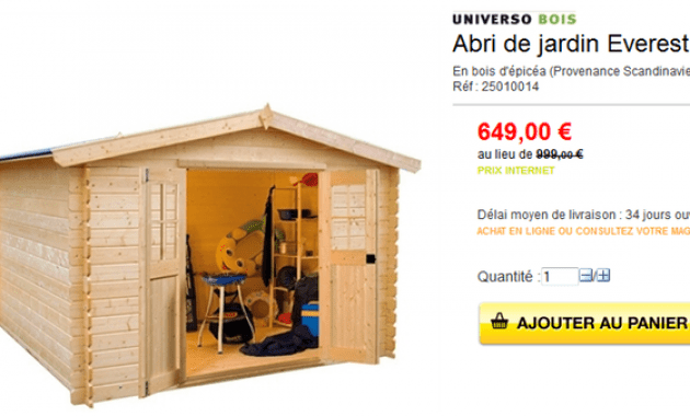 abri de jardin en kit bois pas cher ch let maison et cabane