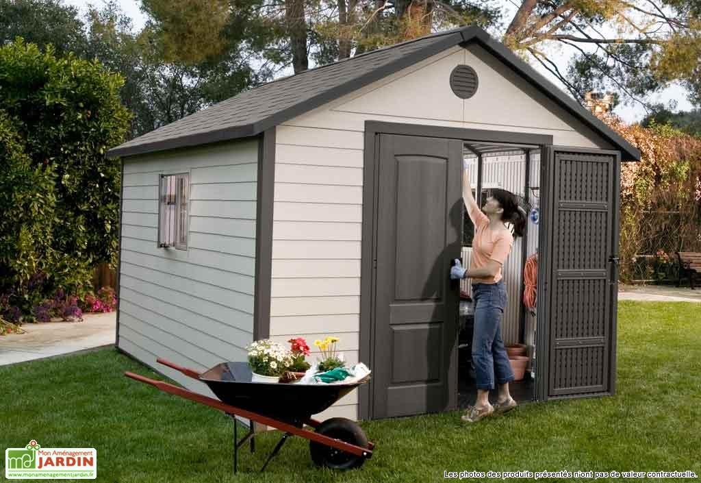 Abri de jardin pvc tromso / 7 32 m2 - Châlet, maison et cabane