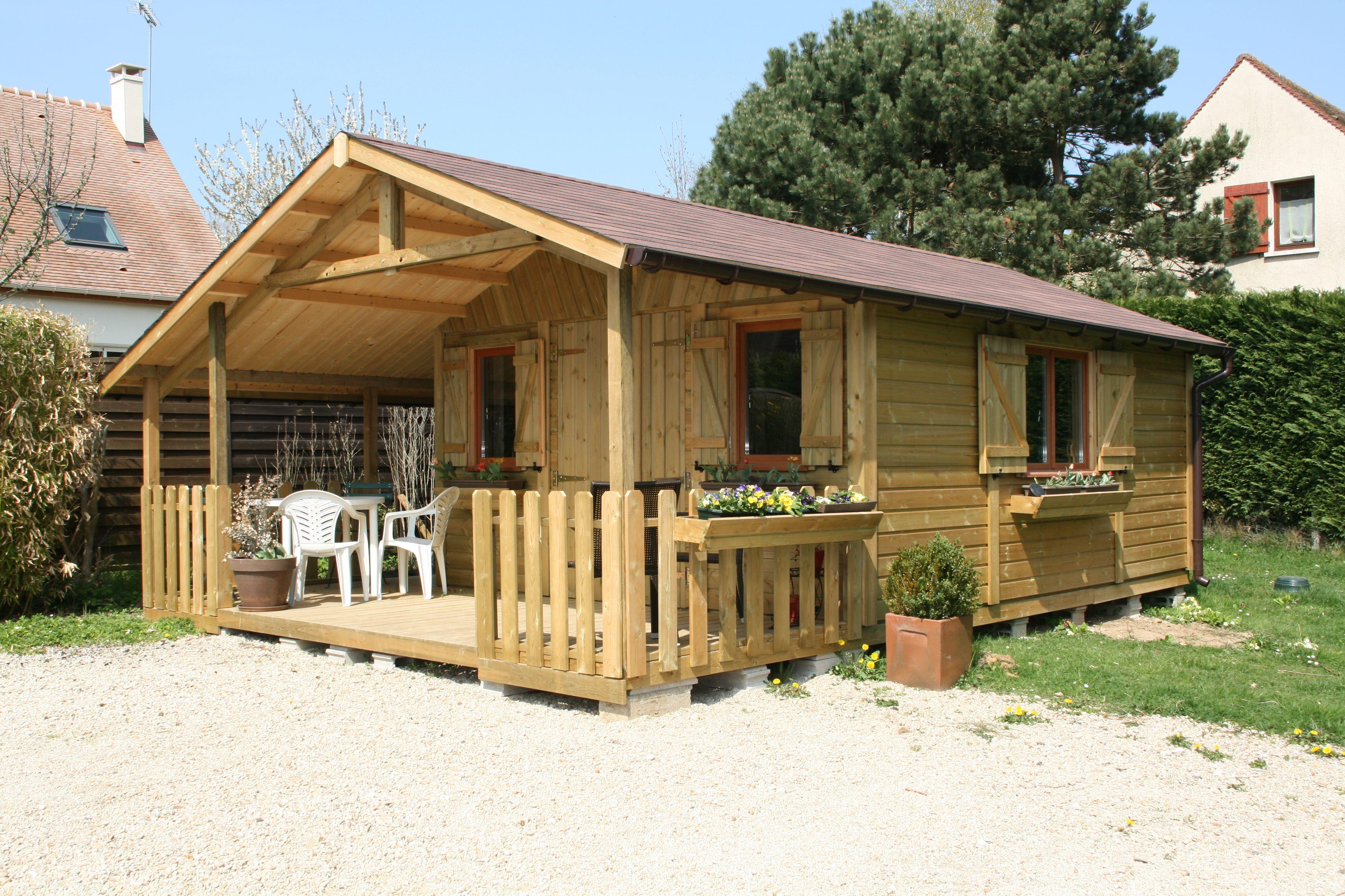 Cabane de jardin 20m2 prix