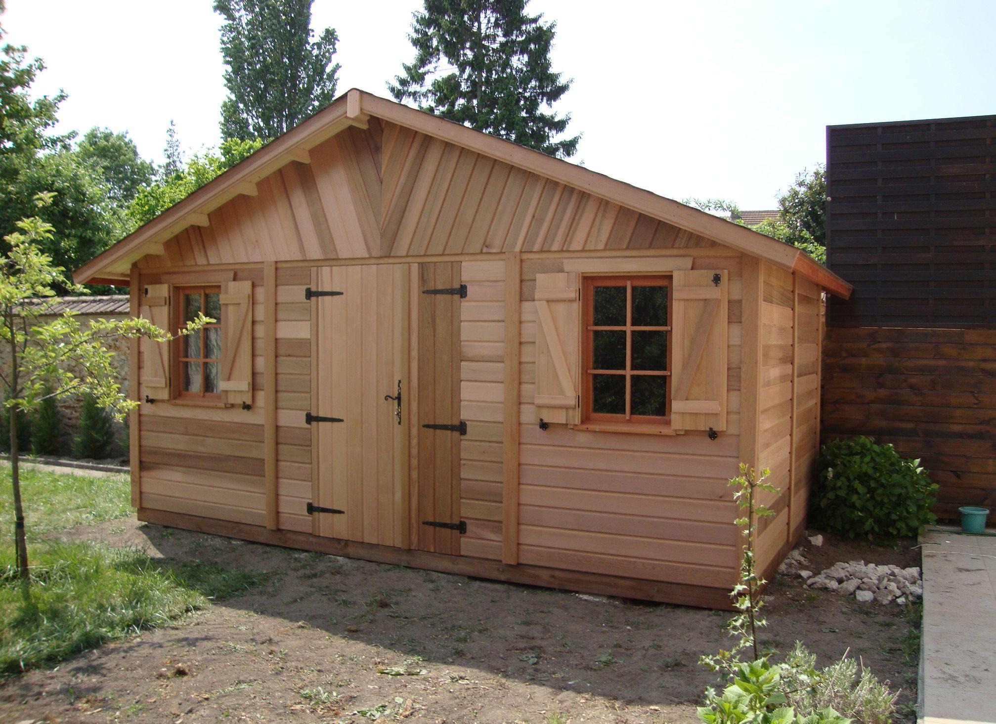 Chalet bois sans entretien - Châlet, maison et cabane
