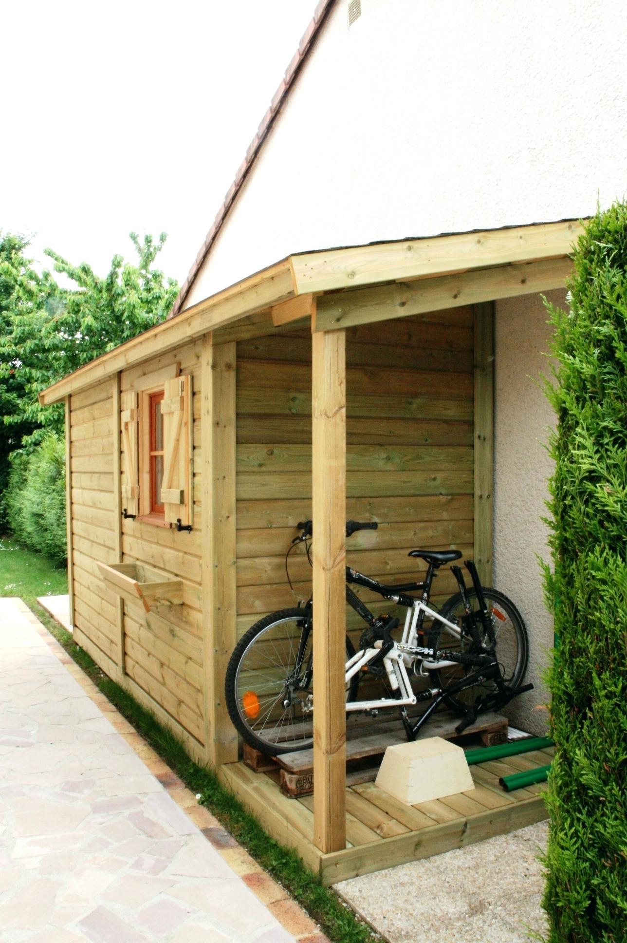 Abri de jardin bois autoclave castorama - Châlet, maison et cabane