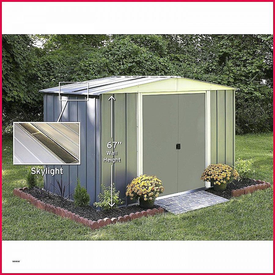 Abri jardin metal avis - Châlet, maison et cabane