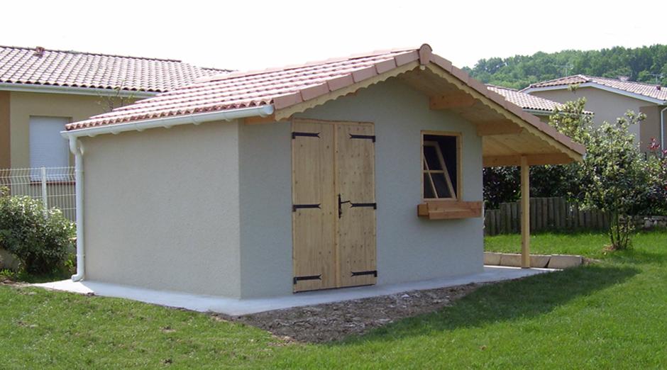 Cabane de jardin sans permis - Châlet, maison et cabane