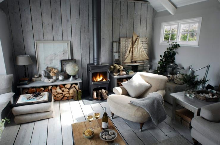 Cottage anglais déco