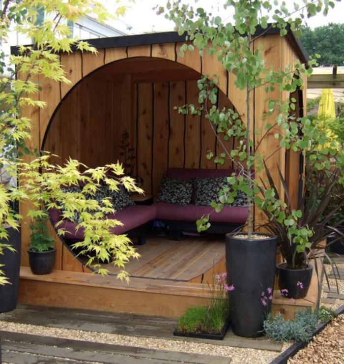 Abri de jardin original - Châlet, maison et cabane