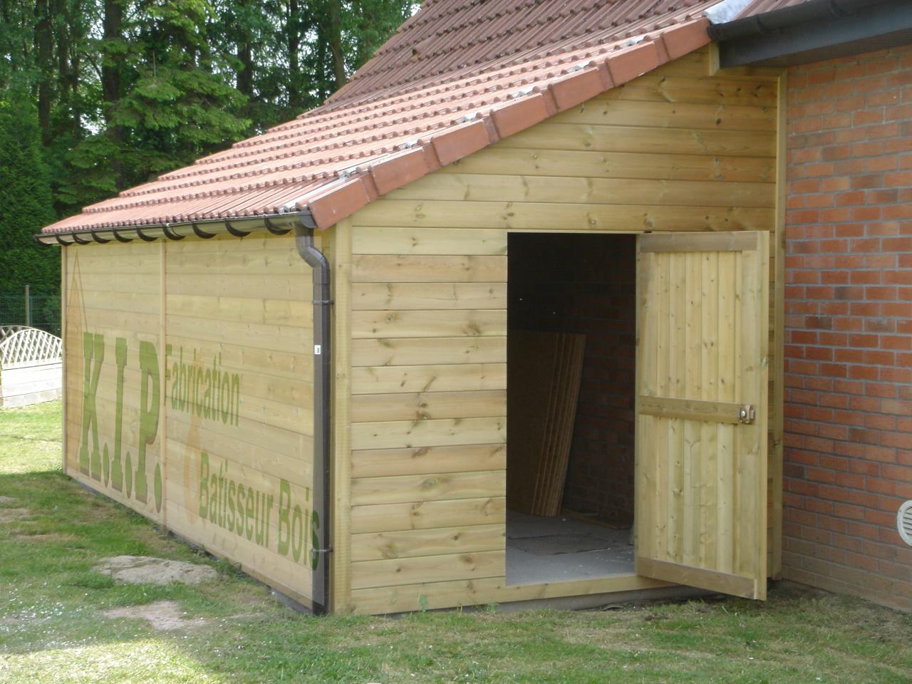 Abris de jardin en metal belgique - Châlet, maison et cabane