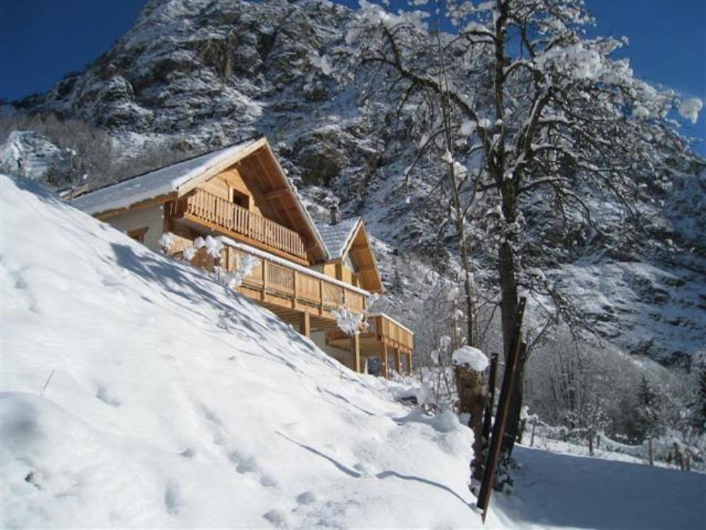 Chalet montagne gap