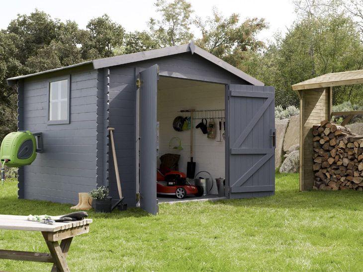 Abri de jardin 63 - Châlet, maison et cabane