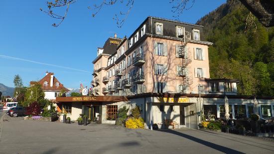 Hotel chalet du lac interlaken