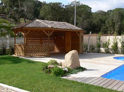 abri de jardin ouvert ch let maison et cabane. Black Bedroom Furniture Sets. Home Design Ideas