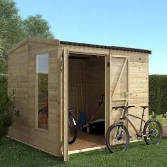 isolation maison de jardin