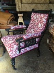 Cottage upholstery