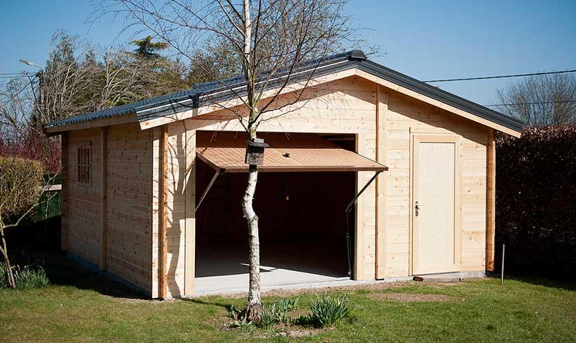 Abri Jardin Fait Soi Meme Chalet Maison Et Cabane