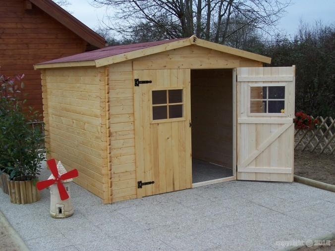 Quel bois pour abri de jardin - Châlet, maison et cabane
