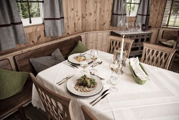 Chalet querry