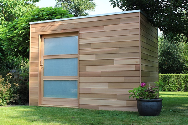 Abri de jardin design belgique - Châlet, maison et cabane