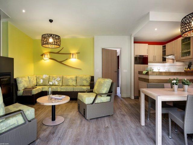 Cottage confort premium