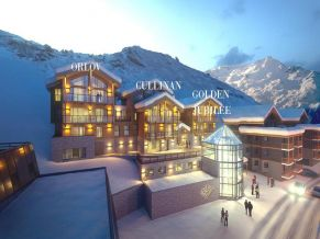 Achat chalet luxe val thorens