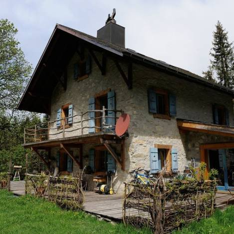 Chalet a vendre en suisse pas cher