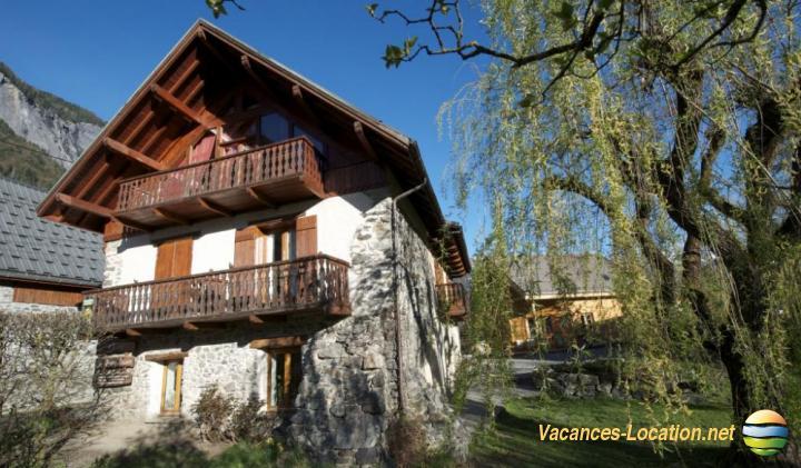 Bourg d'oisans location chalet